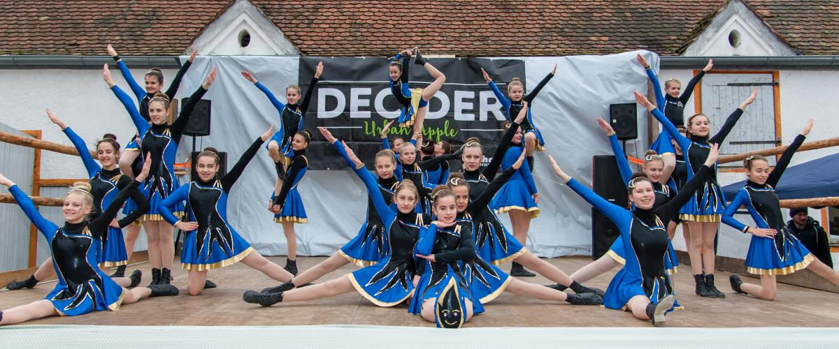 Showtanzgruppe Young Fire 2018